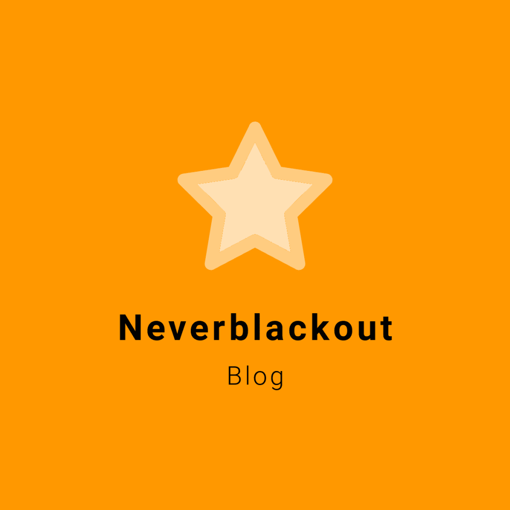 Neverblackout